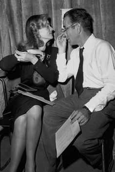 The Look And The Legend Of Lauren Bacall