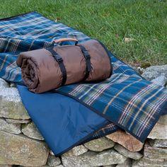Tartan Outdoor Blankets  - Decorative accessories