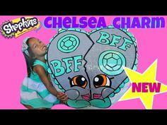 Giant Shopkins Surprise Egg | NEW Surprise Toys | Limited Edition Chelsea Charm|Keiki Toys and Joys - YouTube