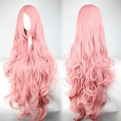 Wig Detail Vocaloid Luka Extended Length Wig Includes: Wig, Hair Net Length - 90CM Important Information: Fitting - Maximum circumference of 55-60CM Material - Heat Resistant Fiber Style - Comes pre-s
