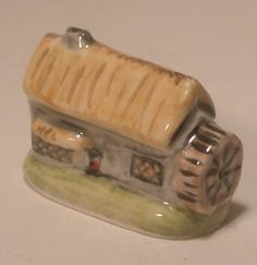 Staffordshire Watermill Cottage #110 by Rachel Williams - $19.00 : Swan House Miniatures, Artisan Miniatures for Dollhouses and Roomboxes