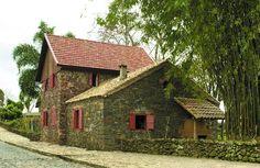Casa de Pedra - Caxias do Sul