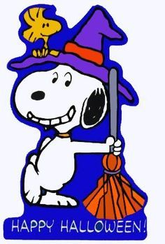 Happy Halloween little gouls and booies!! Be safe and have fun <3
