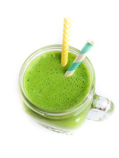 Minty Green Protein