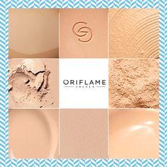 #Oriflame50 ¡El maquillaje debe resaltar tu belleza natural y darte la libertad de expresar tu personalidad única y radiante!