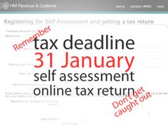 31 january - self assessment deadline - Google Search