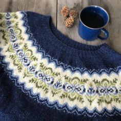 Ideas Knitting Patterns Sweaters Ravelry Fair Isles For 2019 Sweater Knitting Patterns, Knitting Charts, Knitting Stitches, Crochet Patterns, Knitting Sweaters, Knitting Ideas, Baby Patterns, Fair Isles, Knitted Baby Blankets