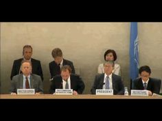 United Nations 33rd Human Rights Commision Debate includes Oromo or Oromia