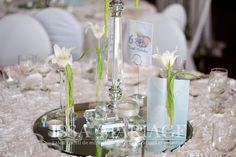Christening, Glass Vase, Table Decorations, Home Decor, Crystal, Decoration Home, Room Decor, Dinner Table Decorations, Interior Decorating