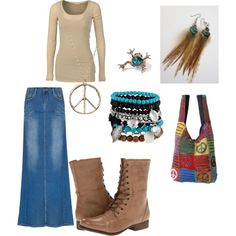 """Phoebe Buffay"" by deezy143 on Polyvore"