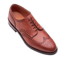 North River Outfitter - Alden Wing Tip Blucher, Style #966/967