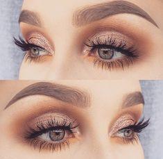 Eye Makeup Tips – How To Apply Eyeliner – Makeup Design Ideas Neutral Eye Makeup, Neutral Eyes, Colorful Eye Makeup, Makeup For Green Eyes, Neutral Smokey Eye, Orange Makeup, Blue Makeup, Neutral Colors, Makeup Hacks