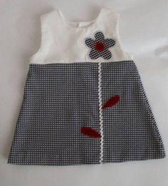 flower corduroy dress   Flickr - Photo Sharing!