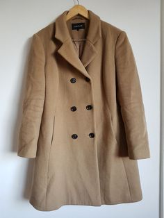 1226a72bc1d Ladies Double Breasted Coat By Jaeger Size 14  S3819  fashion  clothing   shoes