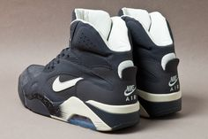 Nike Air Force 180 High (Gunmetal) #sneakers