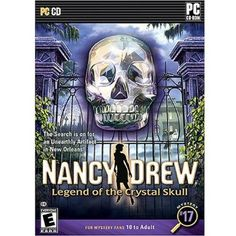Nancy Drew: The Legend of the Crystal Skull