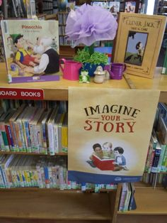 2020 Summer Reading Program Display at Evelyn T. Majure Library of Utica, Part 1