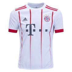 25fbbbbde adidas Bayern Munich Youth Third Jersey 17 18 Bayern