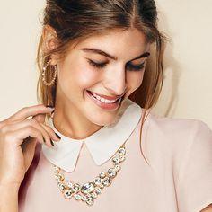 Dreamy Sparkle Collar Necklace | Avon