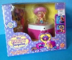 Miss Party Surprise: candy party