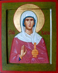 St. Joanna the Myrrhbearer - June 27