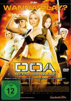 D.O.A.: Dead or Alive * IMDb Rating: 4,7 (29.532) * 2006 USA,Germany,UK * Darsteller: Jaime Pressly, Devon Aoki, Holly Valance,