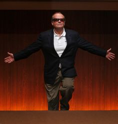 """Jack Nicholson Quote: """"The minute that you're not learning I believe you're dead."""""""