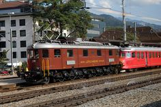 Train, Vehicles, Trains, Red Arrow, Locomotive, Zug, Rolling Stock, Strollers, Vehicle