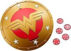 DC Super Hero Girls Wonder Woman Shield New