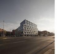 EM2N - Projects - Keystone Office Building, Prague, Czech Republic Pobřežní 667/78, 186 00 Praha 8-Karlín