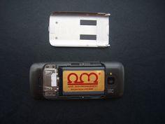 Application sticker OM