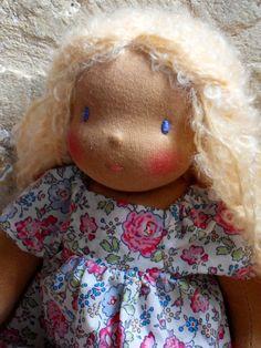 waldorf doll Manon