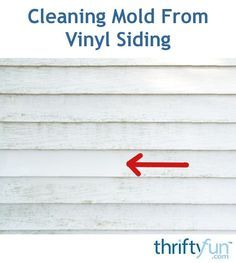 How To Clean Vinyl Siding With No Chemicals Cleaning