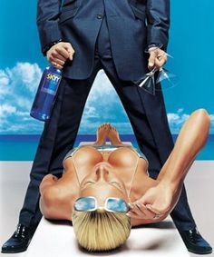 If you think sexist advertising is a thing of the past, where have you been? Though sexism in marketing and advertising was prevalent in the and Gender Stereotypes, Gender Roles, Gender Issues, Advertising Fails, Creative Advertising, Advertising Campaign, Objectification Of Women, Skyy Vodka, Absolut Vodka
