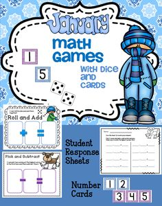 roll 3 dice and add worksheet for pre