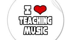 Why I love Teaching Music