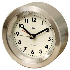 Bai Astor Aluminum Travel Alarm Clock Landmark ** More info could be found at the image url. (Note:Amazon affiliate link)