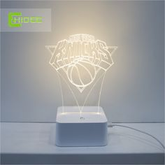 Find More Desk Lamps Information about CNHidee design lamp NBA light, Knicks desk light, New York 3D lamp, Desk Lamp Creative NBA 3D Desk Lamp for home decor.,High Quality light lamp shade,China lamp burner Suppliers, Cheap light compact from BORSCHE (HK) Electronic Co.,Ltd.  on Aliexpress.com