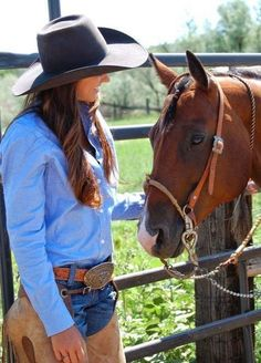 American Cowboy Magazine/She's got bulls Livestock contractor Mesa Pate, just 21 years old, is taking the bucking bull industry by the horns. My inspiration! Cowgirl And Horse, Sexy Cowgirl, Western Girl, Cowboy Up, Cowgirl Hats, Horse Girl, Cowgirl Style, Cowboy And Cowgirl, Western Wear