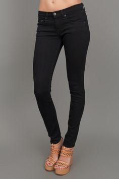 Rag   Coal Jean skinny