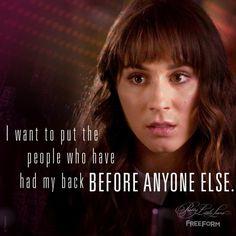 Troian Bellisario as Spencer Hastings | Pretty Little Liars