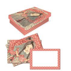 Kit Envelopes e Cartões Maria Emilia