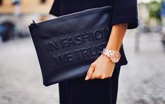 I Am Beautiful added 100 new photos to the album: Purses and Bags. Travel Bags Carry On, Best Carry On Luggage, Luxury Tumblr, Hand Luggage Bag, Vogue, I Am Beautiful, Fashion Details, Fashion Trends, Fashion Handbags