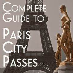 Guide to how to buy a Paris Museum Pass and use it.