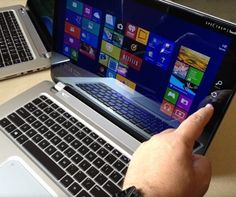 How Windows 8 will shake up the laptop market....