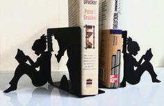 Hey, I found this really awesome Etsy listing at https://www.etsy.com/listing/96364873/girl-bookends