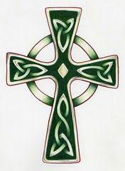 Irish Catholic tattoo idea with Flatley somewhere in it Celtic Pride, Irish Celtic, Celtic Symbols, Celtic Art, Celtic Crosses, Celtic Knots, Ancient Symbols, Tribal Tattoos, Tattoos Skull