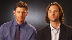 シーズン10放送直前、特別番組の番宣☆ RT @cw_spn: Two brothers. One long road. Catch A Very Special ..... http://on.fb.me/1rPAJpL