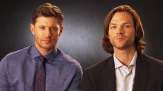 シーズン10放送直前、特別番組の番宣☆ RT @cw_spn: Two brothers. One long road. Catch A Very Special ..... http://on.fb.me/1rPAJpL