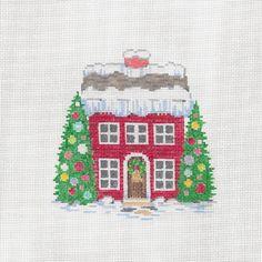 18-1051 Xmas House XII<br>December